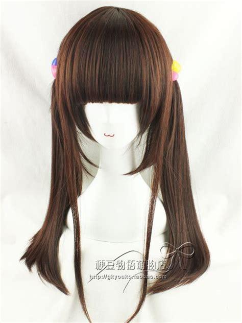Wig Cowok Korea Harajuku 04 13 best redheaded wigs images on