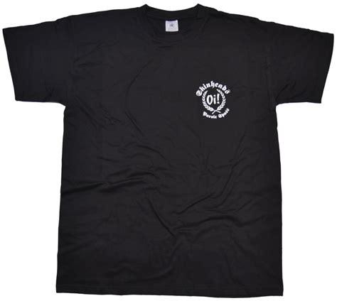 Tshirt Skinhead t shirt skinheads oi parole spass kleines logo k8