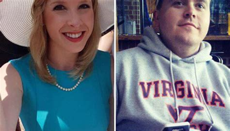 does chris cuomo wear a hairpiece alison parker wdbj7 morning reporter hollywood life