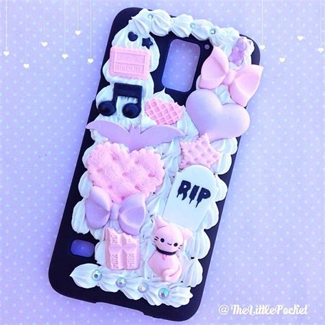 Pasta Pastel Iphone 5 5s samsung 5 pastel with kawaii decoden phone