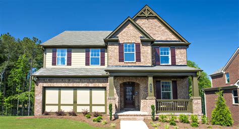 alamode our first home atlanta living room and dining room lennar atlanta buyers fall for the fraser floorplan the