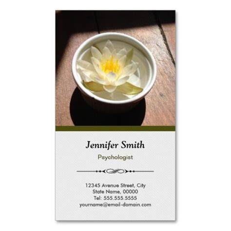 Psychotherapist Business Card Templates by 231 Best Images About Psychology Business Card Templates