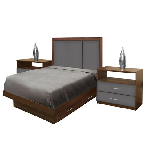 twin size bedroom furniture sets monte carlo twin size bedroom set w storage platform