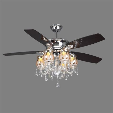 bling ceiling fan light kits 22 best images about bling ceiling fans on
