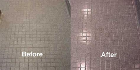 Waxing Tile Ceramic Floor by Ceramic Tile Polishing No Wax Needed Written In