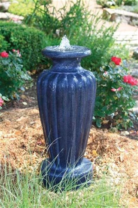 aquascape pond supplies aquascape classic greek urn fountain kit xlg gray slate