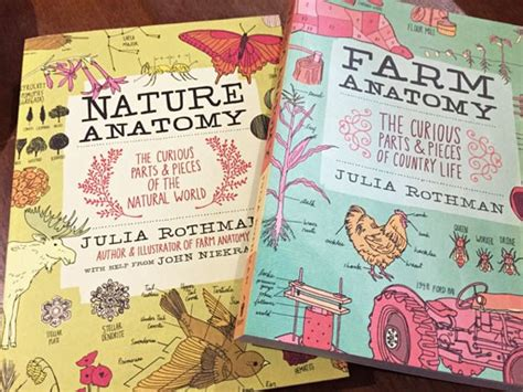 farm anatomy julia rothman 1603429816 curiously illustrated parts and pieces by julia rothman