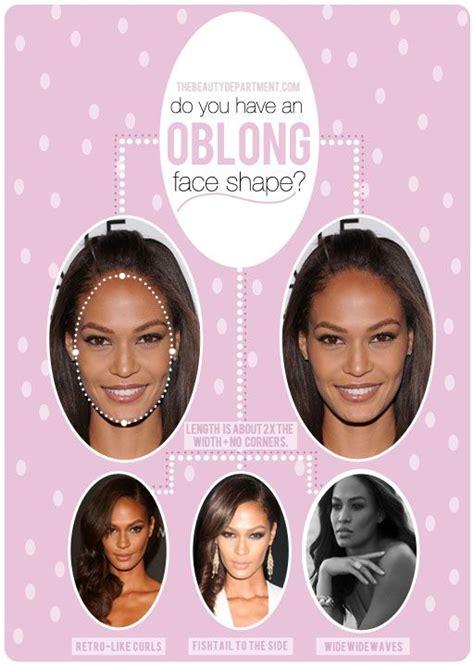 twa oblong face shape hair talk oblong face shape tipos de rosto corte de