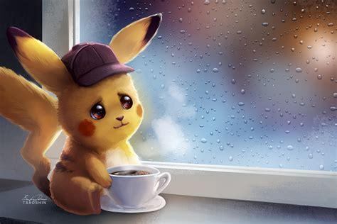 pokemon detective pikachu hd wallpapers  background
