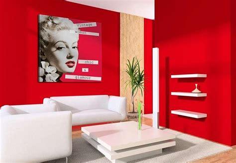 Pareti Color Rosso by Significato Rosso
