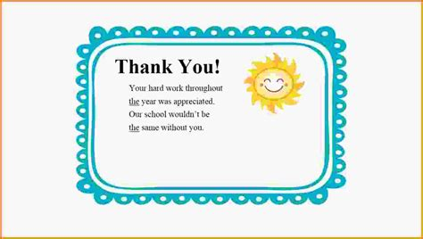 sle of thank you notes thank you freebie 1 jpg