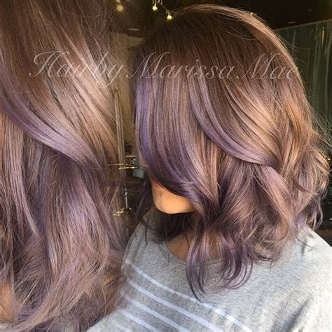 shag haircut brown hair with lavender grey streaks best 25 gray streaks ideas on pinterest silver grey