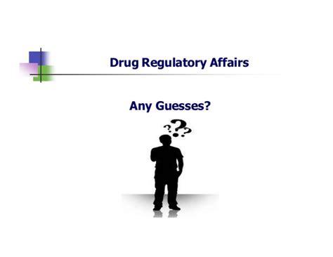 Mba In Pharmaceutical Regulatory Affairs by Regulatory Affairs By Mr Pankaj Dhapade