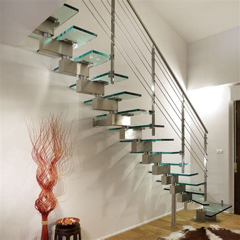 Glass Stairs Design Unique And Creative Staircase Designs For Modern Homes