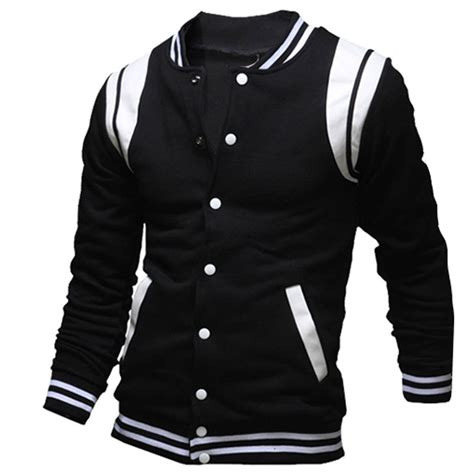 new jacket design 2016 new baseball jacket men fashion design mens slim fit