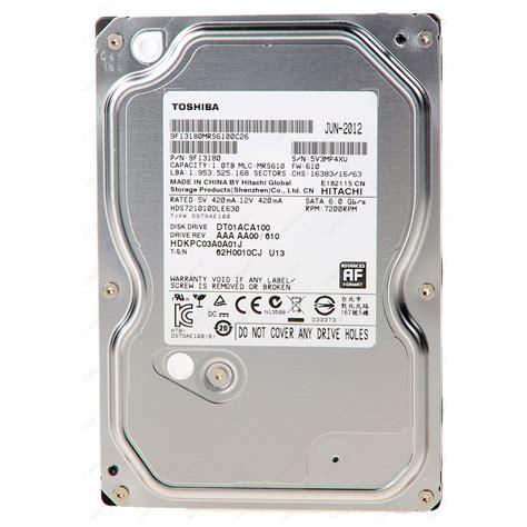 Toshiba 1tb Sata3 7200rpm ổ cứng hdd toshiba 1tb 32mb 7200rpm 3 5 dt01aca100 tiki vn