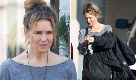 renee zellweger new look photos now that is renee zellweger actress steps out make up
