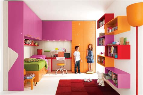 13 cool kids bedrooms letti singoli collection from di modern modular transforming kids furniture 13 designs