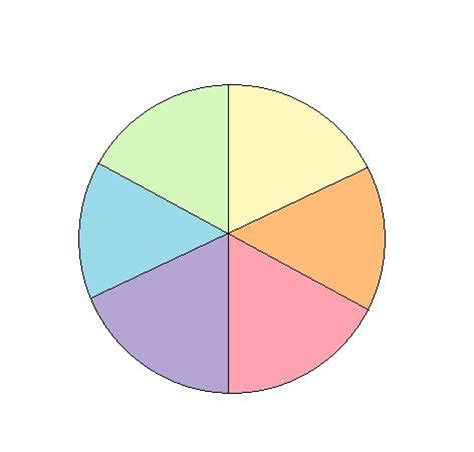 pastel color wheel daily mixed bag basic colour wheel decorating design