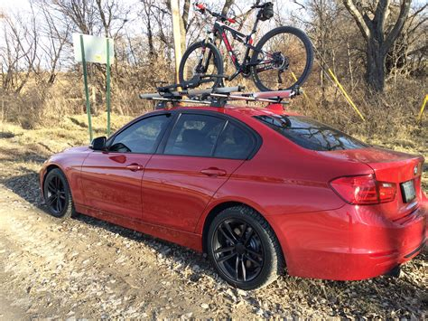 Bmw F30 Roof Rack by F30 Roof Rack Thule Or Yakima