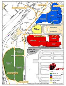 One Way Car Rental From Atlanta Airport Hartsfield Jackson Map World Map 07