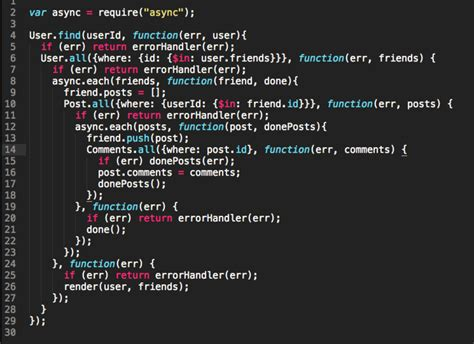 node js callback tutorial javascript from callbacks to async await freecodec