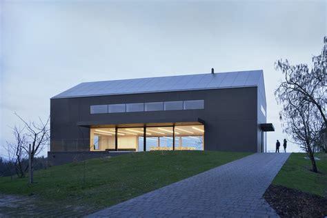 black barn sentrupert slovenia  architect