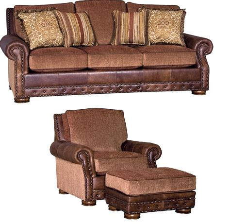 Sofa Leather And Fabric Combined Leather And Fabric Combination Sofas Hereo Sofa