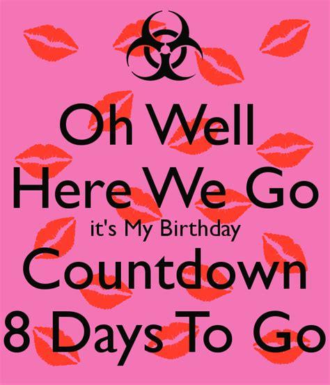 Birthday Countdown Meme - birthday countdown wallpaper wallpapersafari