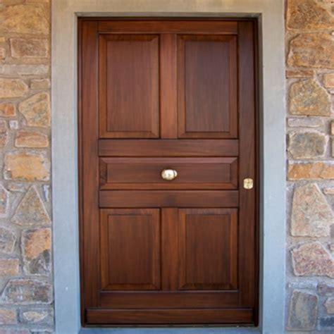 portoncini ingresso legno vetro porte portoni portoncini legno