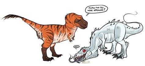 Lele Dinosaur World Jurassic World d rex by fancypancakes on deviantart