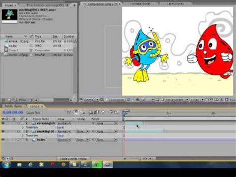 cara membuat video jadi animasi praktek proses pembuatan film animasi youtube