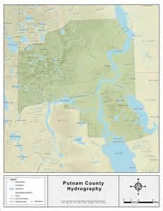 florida waterways map florida waterways putnam county 2008
