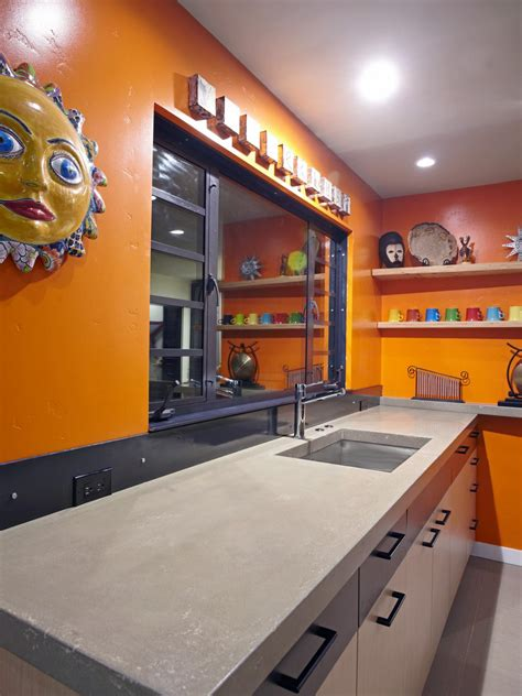 three colors asian kitchen photo page hgtv