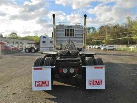 kenworth w900 heavy spec for sale kenworth w900 ext day cab heavy haul specs w warranty