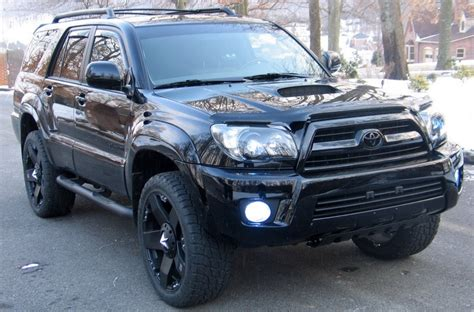 Toyota 4runner Blacked Out Blacked Out 4runner A Can Right