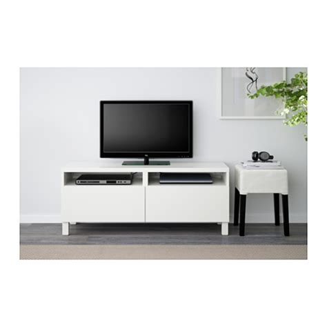 besta tv bench ikea best 197 tv bench with drawers lappviken white 120x40x48 cm