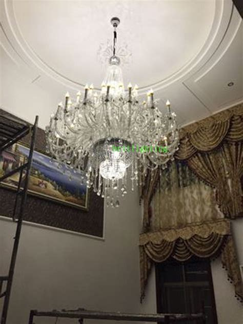 12 best ideas of modern large chandeliers