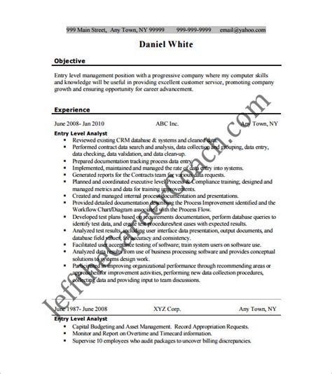business analyst resume template 11 free word excel pdf free free premium