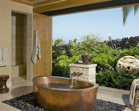 hawaiian style bathroom master bath tropical bathroom hawaii by saint