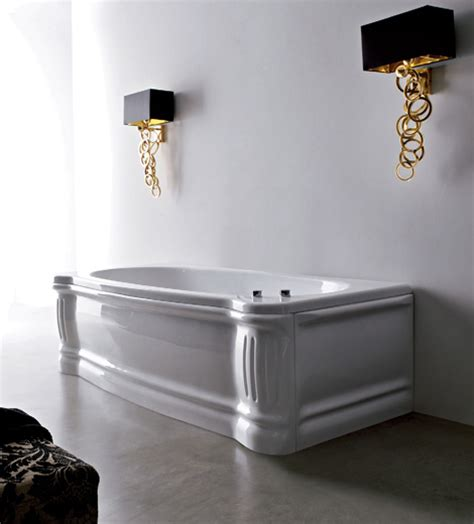 classic bathtubs skirted bathtub from gruppo treesse a classic english style