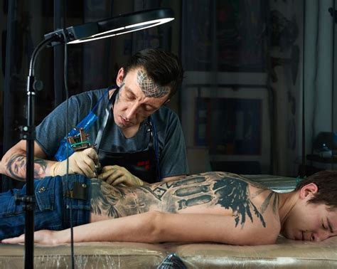 tattoo process process explained step by step