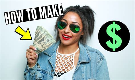 How To Make Money Fast As A Teenager Online - how to make money fast as a teenager youtube