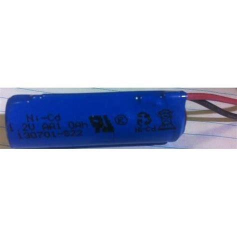 Led Light Aa Cd1 Lxl281 ni cd 1 2v aa1 0ah nicad battery emergency lighting
