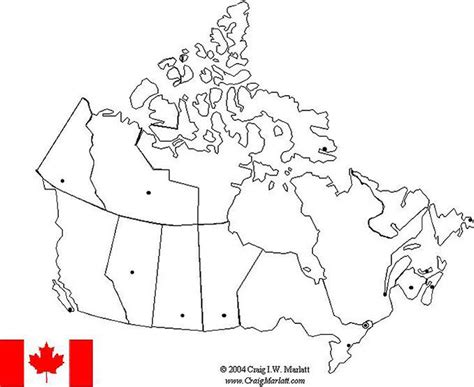 label map of canada canada map label provinces and capitals canadian flag