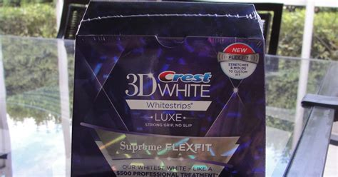 crest whitestrips supreme review crest whitestrips supreme flexfit review beauty4free2u