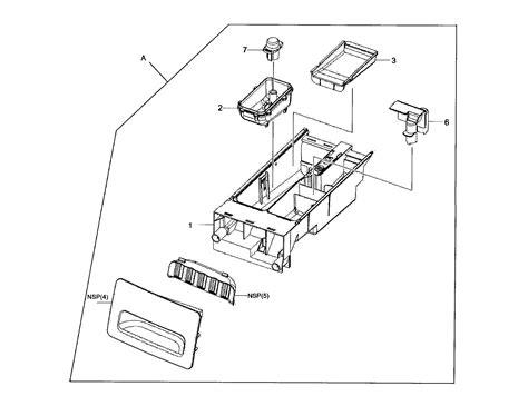 samsung washer parts samsung washer frame drain parts model wf210anw xaa searspartsdirect