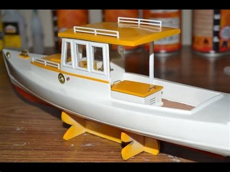 model boat building youtube 1 32 sunrise model boat building kit sunrise model tekne