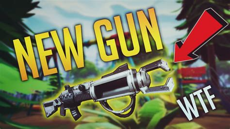 fortnite zapatron sniper fortnite new gun zapatron sniper fortnite battle