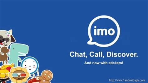 imo apk imo apk free messenger for android